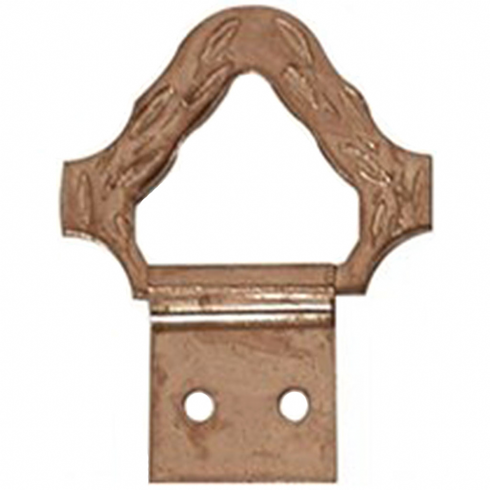 Wreath Top Hanger - Bronze Plated (32mm)